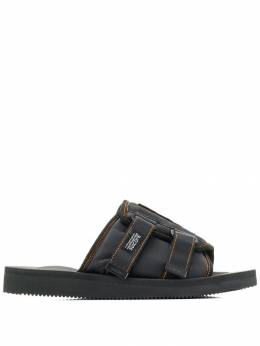 Palm Angels шлепанцы из коллаборации с Suicoke PMIA030S193420071018