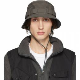Grey Educator Bucket Hat nonnative NN-H3511
