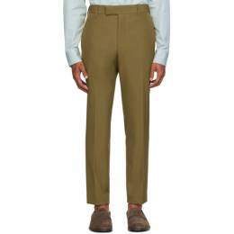 Paul Smith Brown Formal Trousers M1R-199T-A00832
