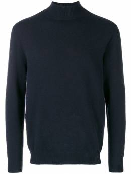 N.Peal turtleneck fitted sweater NPG450