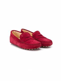 лоферы Gommino Tod's Kids UXT00G00010RE0R409RE0