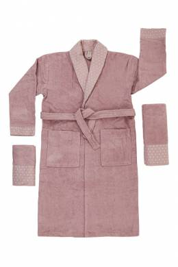 bathrobe set SAHESER 321SHS1809