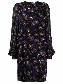 Ganni - floral shift dress 35955066380000000000