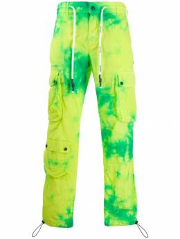 Palm Angels - tie dyed army pants F665F996656035699955