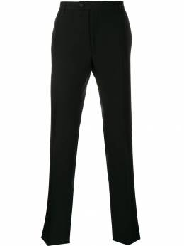 Golden Goose - logo patch skinny trousers MP563A99559590500000