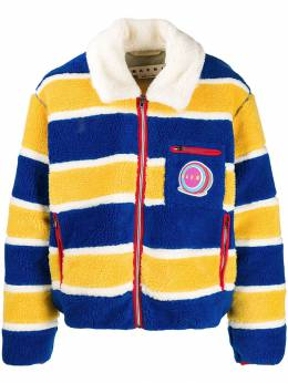 Marni - striped fleece jacket U6653Q6S035089559593