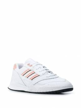 Adidas - panelled sneakers 398BIANCO95565633000