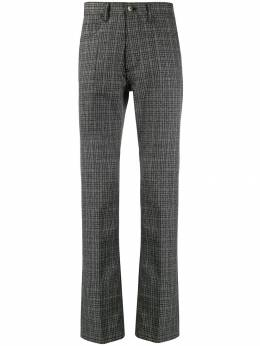 Marni - check straight leg trousers U6665A6S509689389366