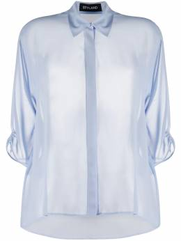 Styland - short-sleeve fitted shirt 09669559363500000000