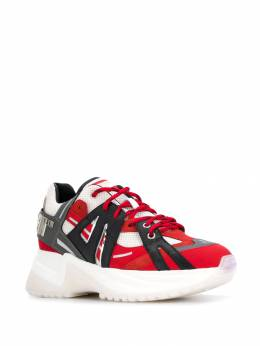 Philipp Plein - statement runner sneakers SMSC0535PTE963N95658
