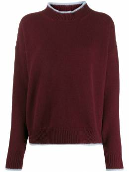 Marni - bi-colour crewneck sweater D6638Q9FH58393366869