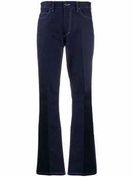 Marni - high waisted straight leg jeans U6665A6S500069389356