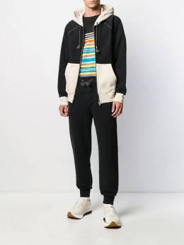 Marni - colour block track trousers U6603A6S035539389358