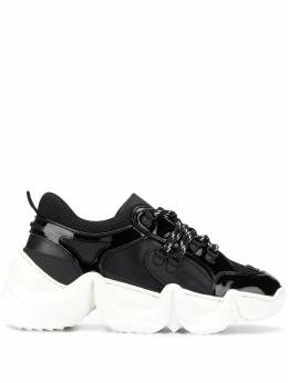 Philipp Plein - statement runner sneakers SWSC9586PCO668N95658