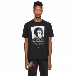 Undercover Black Beethoven T-Shirt 192414M21300604GB
