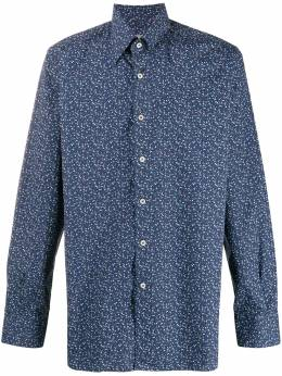 Canali - long sleeved cotton shirt 0GL66960955936990000