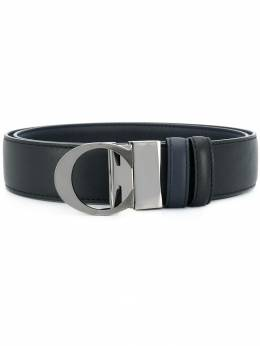 Canali - reversible C buckle belt A6600695593339000000