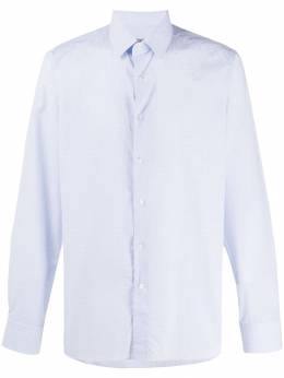 Canali - long sleeved cotton shirt GD696839559368500000