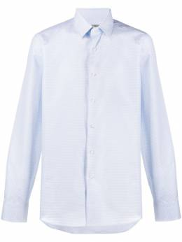 Canali - long sleeved cotton shirt GD693569559368800000