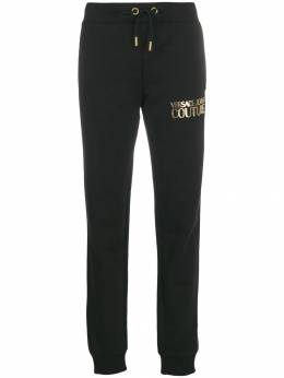 Versace Jeans Couture - printed logo track pants UB963360069559053300