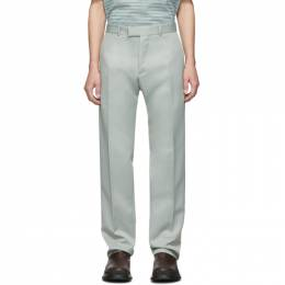 OAMC Green Lithium Trousers 192637M19100102GB