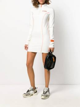 Heron Preston - contrast stitched active dress B696E993856996099955