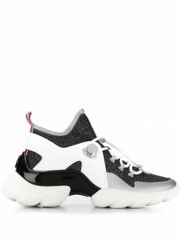 Moncler - panelled high-top sneakers 836669AM995565863000