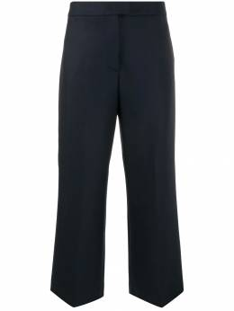 Pt01 - high rise cropped trousers 6VSAAZR6STD955955960