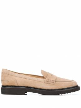 Tod's - лоферы College 36B6BP96RE6S89095589