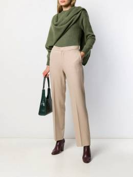 Pt01 - high-waisted trousers 3VSDSZ66STD955955050
