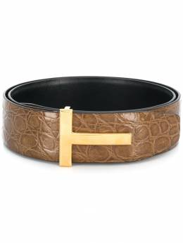 Tom Ford - T-bar belt 38TA9995505859000000