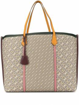 Tory Burch - Perry Jacquard oversized tote bag 89955353390000000000