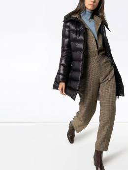 Moncler - Suyen feather and down puffer jacket 99595365095699655000