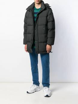 Kenzo - long 2-in-1 puffer jacket 5OU6099NW95560569000