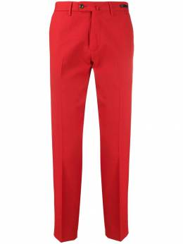 Pt01 - creased tapered trousers F69Z36ANMMI699559690