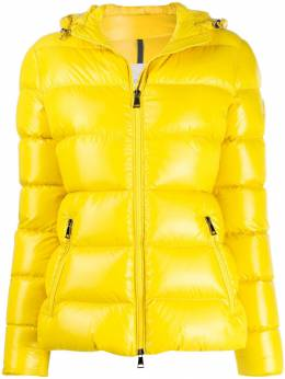 Moncler - fitted puffer jacket 3366C666595593933000