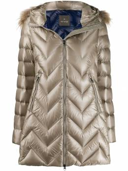 Hetregò - Paris feather down jacket 60M95593933000000000