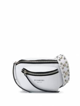 Iceberg - stud detail belt bag 30696960955009550000
