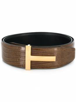 Tom Ford - T-bar belt 38TT6995505850000000
