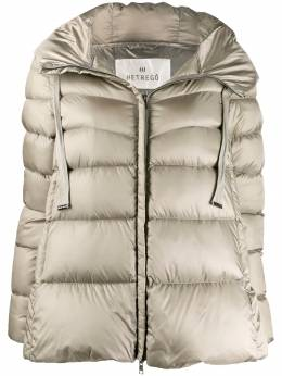 Hetregò - Amy feather down puffer jacket 65955939550000000000