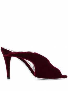 Givenchy - open toe mules 639E60N9550556500000