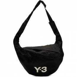 Y-3 Black Sneaker Bag 192138F04800401GB