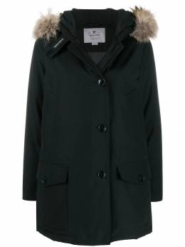 Woolrich - hooded parka coat PS0866UT666995509598