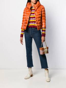 Herno - cropped quilted puffer jacket 656DIC90693955956530