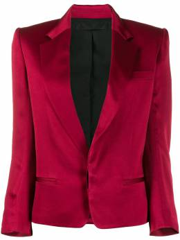 Haider Ackermann - colour block blazer 96669389559693300000