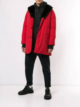 Supreme - down trench FW14 33695959566000000000