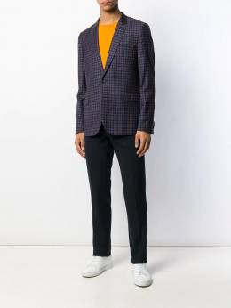 PS Paul Smith - check fitted blazer 9390A066985995599065