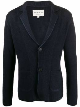Etro - knitted blazer jacket 85966695596333000000