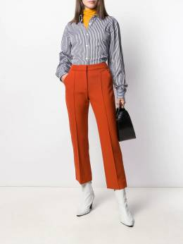 Victoria Victoria Beckham - straight-leg tailored trousers 666960A9559995900000