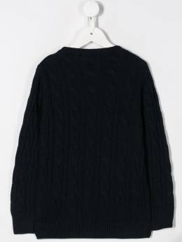 Siola - cable knit jumper 9M955363500000000000